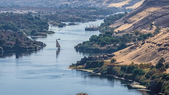 The most Dangerous five years in the history conflict over the Nile River